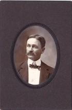 C.S. Crandall (?) Antique Cabinet Photo - $17.50