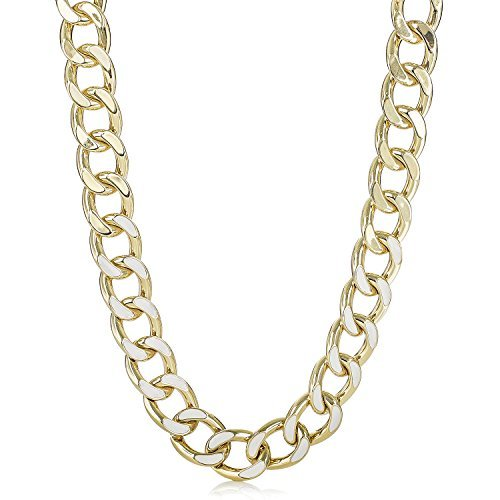 Fairhaven Curb Chain NecklaceIvory
