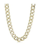 Fairhaven Curb Chain NecklaceIvory - $69.00