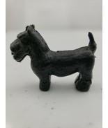 Vintage 1960s Barbie Black Scottish Terrier Scottie Dog Clone? Babs? Lilli? - $22.21