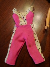 "Vintage Skipper 1987 Body 1993 Head Mattel 9"" Short Hair Brunette Gymnis... - $29.95"