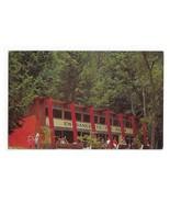 Bushkill PA Pocono Mountains Winona Five Falls Entrance Gft Shop Vntg Po... - $9.00