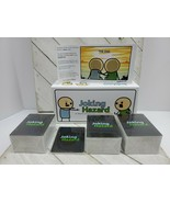 Joking Hazard An Offensive Adult Card Game Cyanide & Happiness NEW IN op... - $20.00