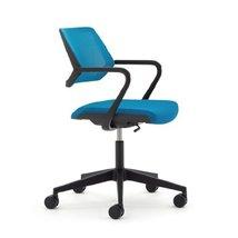 Steelcase QiVi Chair, Blue Jay Fabric - $489.36