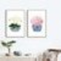 Color flower art prints willow style chinese porcelain canvas poster painting.jpg 50x50 thumb200