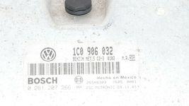 98-05 Volkswagen Beetle Turbo-S 1.8T 6spd Engine Computer ECU ECM 1C0906032 image 4
