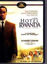 Hotel Rwanda - DVD - $4.95