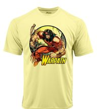 Warpath dri fit graphic tshirt moisture wicking superhero comic book spf tee 2 thumb200