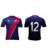 Costa Rica Gold Cup jersey blue man 2017 soccer football top hot sale - $39.90