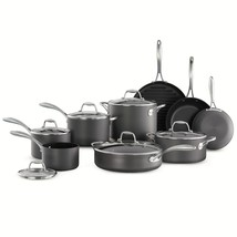 Nonstick 15-Piece Cookware Set by Tramontina - $209.95