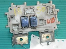 2012 NISSAN TITAN 5.6L RELAY CABIN DASH FUSE BOX PANEL GENUINE OEM