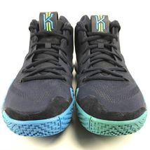 Dark Size New Nike Men's Low 943806 Black 11 Shoes Kyrie 4 Basketball Obsidian qw4f8