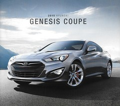 2015 Hyundai GENESIS COUPE sales brochure catalog US 15 R-Spec Ultimate - $8.00