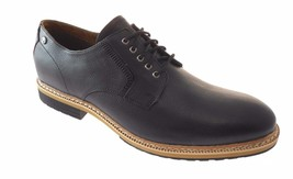 TIMBERLAND A12XZ CITY 2.0 MEN'S BLACK WATERPROOF LEATHER SHOES $160. - $84.99