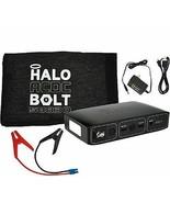 HALO Bolt Portable Charger & Car Jump Starter w/ LED Floodlight - $179.99