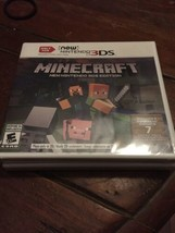 Minecraft: New Nintendo 3DS Edition (New Nintendo 3DS, 2017) Free Shipping - $36.76