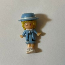 Vintage Bluebird Polly Pocket 1990 Polly's School Polly Doll - $11.99