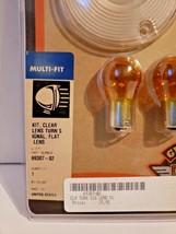Genuine Harley Davidson Turn Signal Lens Kit Clear ,Flat 69307-02 image 2