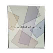 Hero Arts Background Fancy Notes Wood Mounted Stamps LL818 New  - $7.20