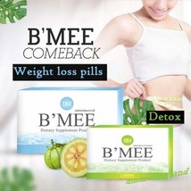 B'Mee Dietary Supplements Weight Loss Detox Antioxidant by Q10 Slimming ... - $37.62