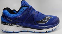 Saucony Triumph ISO 3 Running Shoes Men's Size US 9 M (D) EU 42.5 Blue S20346-1