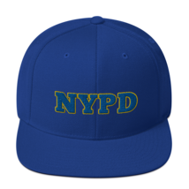 nypd yankees hat / nypd yankees / Snapback Hat image 1