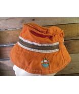 Barco de Vela Carter's Gorro Pescador Sombrero 3-9 Months Bebé Adulto - $6.21
