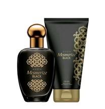 AVON Mesmerize Black EDT Women's perfume 50ml 150ml lotion Gift Set for Her - $9.84