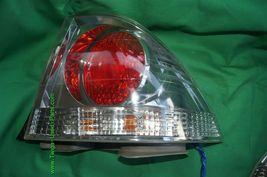 Lexus IS300 Sedan Taillights Tail Lights Lamp Set Pair 01-05 L&R image 9