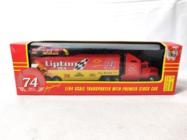 Racing Champions Johnny Benson Jr. #74 NASCAR 1:64 Team Transport 1995 Champion - $22.50
