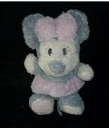 "10"" DISNEY STORE BABY MINNIE MOUSE CUDDLE TOTS PINK STUFFED ANIMAL PLUSH... - $19.54"