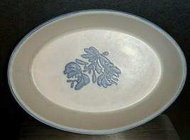 """Pfaltzgraff Yorktowne 8"""" Oval Serving Bowl, #240, Dishwasher/Microwave/Oven Safe"""