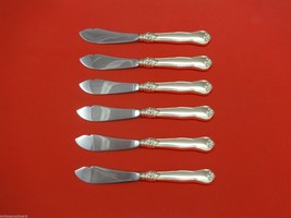 "Provence by Tiffany Sterling Silver Trout Knife Set 6pc. HHWS  Custom 7 1/2"" - $674.60"