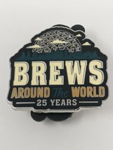 Brews Around The World 25th Anniversary 2020 Food And Wine LE1000 Disney... - $14.84