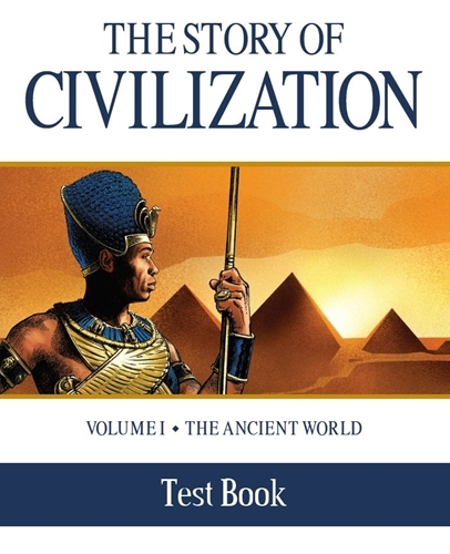 The story of civilization vol. 1   the ancient world  test book