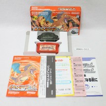 Nintendo Gameboy Advance GBA Pokemon Fire Rouge Poche Monsters Actif 200... - $42.65