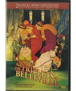 The Triplets of Belleville DVD Animated Movie by Sylvain Chomet - $7.91