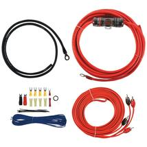 T-spec V6 Series Amp Installation Kit With Rca Cables (8 Gauge) - $21.00