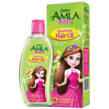 Dabur 200ml Amla Kids Hair Oil Nourishing Long Strong Hair USA SELLER FA... - $10.50