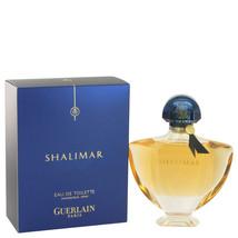 Guerlain Shalimar Perfume 3.0 Oz Eau De Toilette Spray image 1