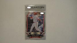 2006-2007 EASTON Advisory Staff Baseball card Pack of 4 *RARE* By Upper ... - $4.85