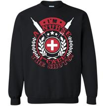 I Call The Shots T Shirt, Coolest Nurse Sweatshirt - $16.99+