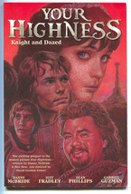 Your Highness Knight And Dazed GN Dark Horse 2011 NM James Franco Movie - $32.51