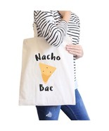 Nocho Bae Natural Eco Bag Cute Design Gift Ideas For Food Lovers - $13.99