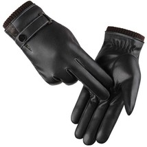 Men's Gloves Winter Mittens Keep Warm Touch Screen Windproof Driving Glo... - $323,74 MXN