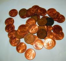Great Britain 40 Half Penny Various Date United Kingdom Elizabeth II & o... - $19.90