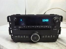 09 10 11 Chevrolet Impala Monte Carlo Radio CD MP3  Player 20756285 B2011 - $33.41