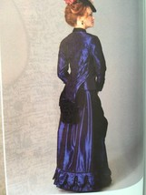 Butterick Sewing Pattern 6305 Misses/Ladies 1870-1880 Top Skirt Size 8-1... - $16.76