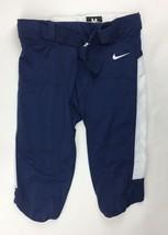Nike Vapor Pro Vented Football Pant Men's M L XL Navy Blue White 845930-420 - $25.73+
