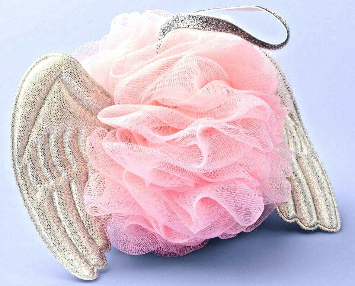 Angel Wings Mesh Sponge - PINK -  BY More Than Magic (TARGET BEAUTY)